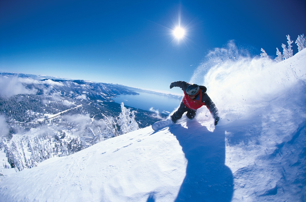 Skiing Pictures That Will Make Your Heart Stop