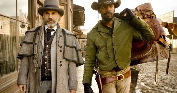 'Django Unchained' Shoot em Up! Oh wait...is that racist? Just Kidding