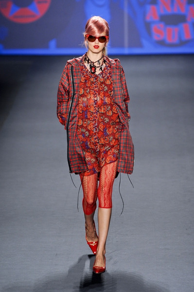 Anna Sui Brings it: Spring 2013