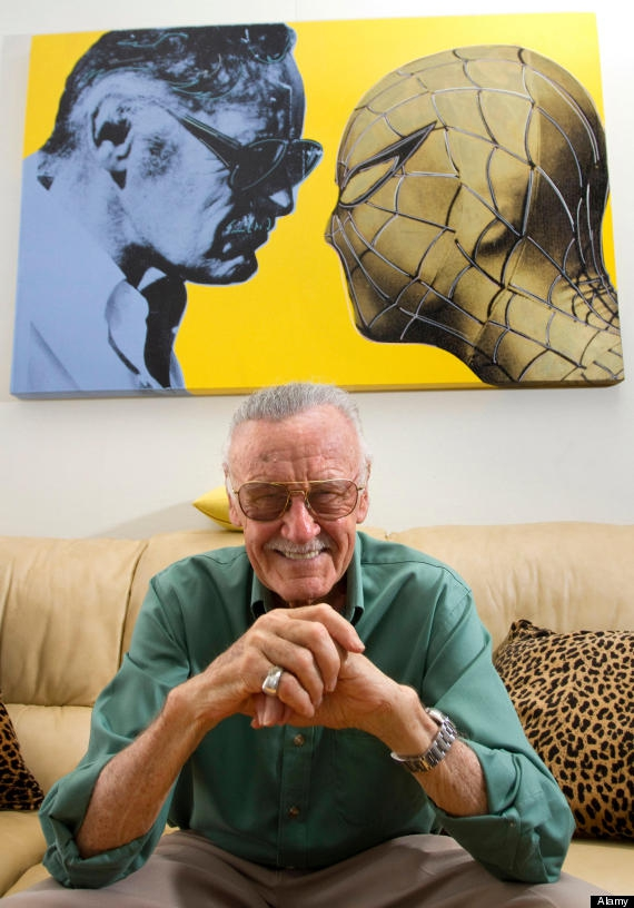 Birthday Alert: Stan Lee, Comic Genius Turns 90