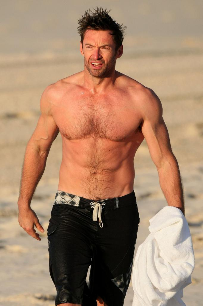 Hugh Jackman Worked Out Now He Looks Like This от mick за 28 dec 2012