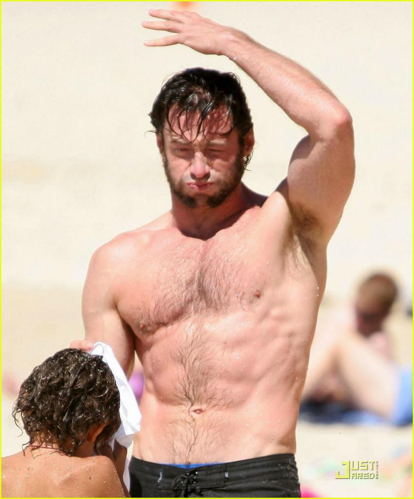 Hugh Jackman Worked Out Now He Looks Like This