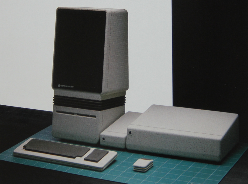 Early Apple Computer and Tablet Designs