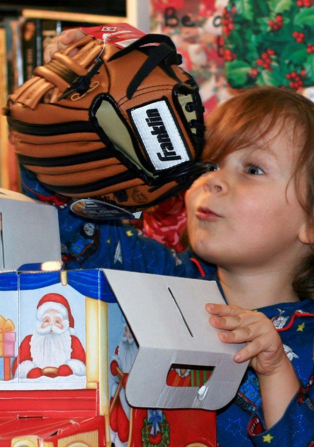 Kids Reaction to Presents