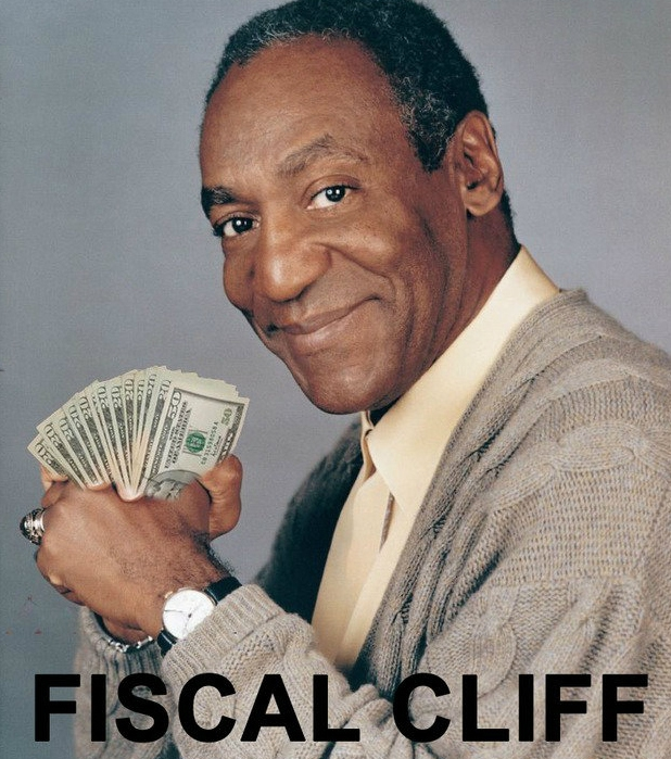 The Fiscal Cliff In Meme