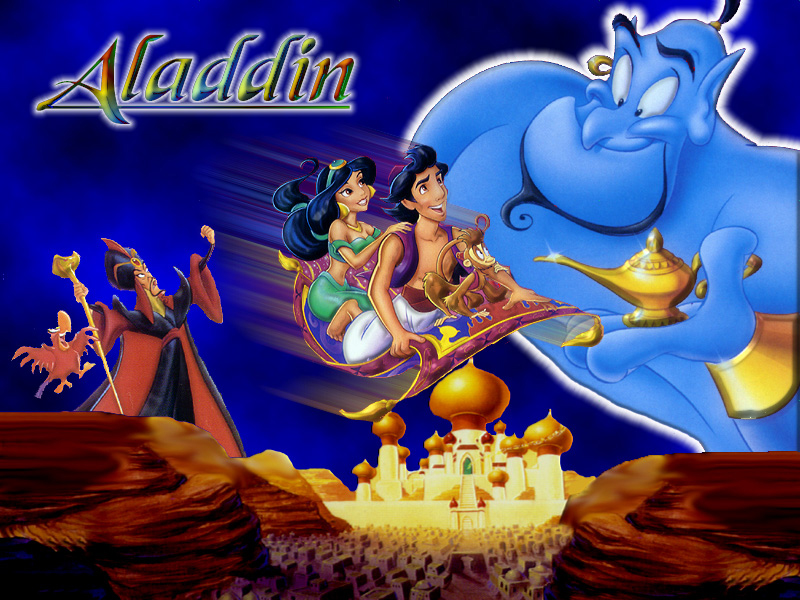 A Couple Things You Didn't Know about Aladdin от Veggie за 02 jan 2013