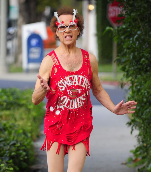 Where is Richard Simmons Now?