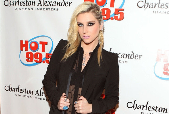 "Ke$ha Says She's A ""Warrior"""