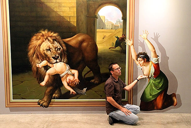 Mind-Blowing Illusions in South Korea