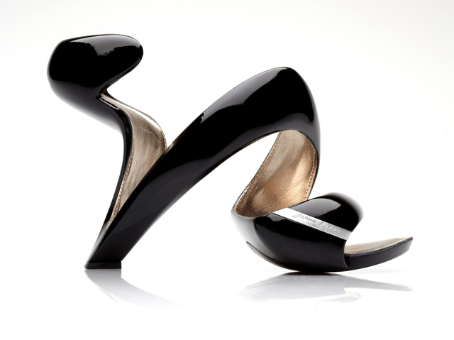 Architectural Shoes Become Real