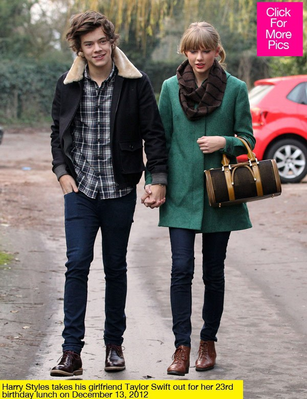 The Big News (Not Really) On Harry & Taylor