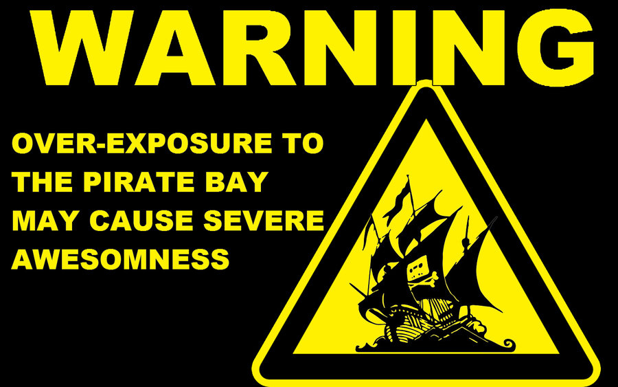 Pirate Bay: Shut Down.  от Veggie за 08 jan 2013