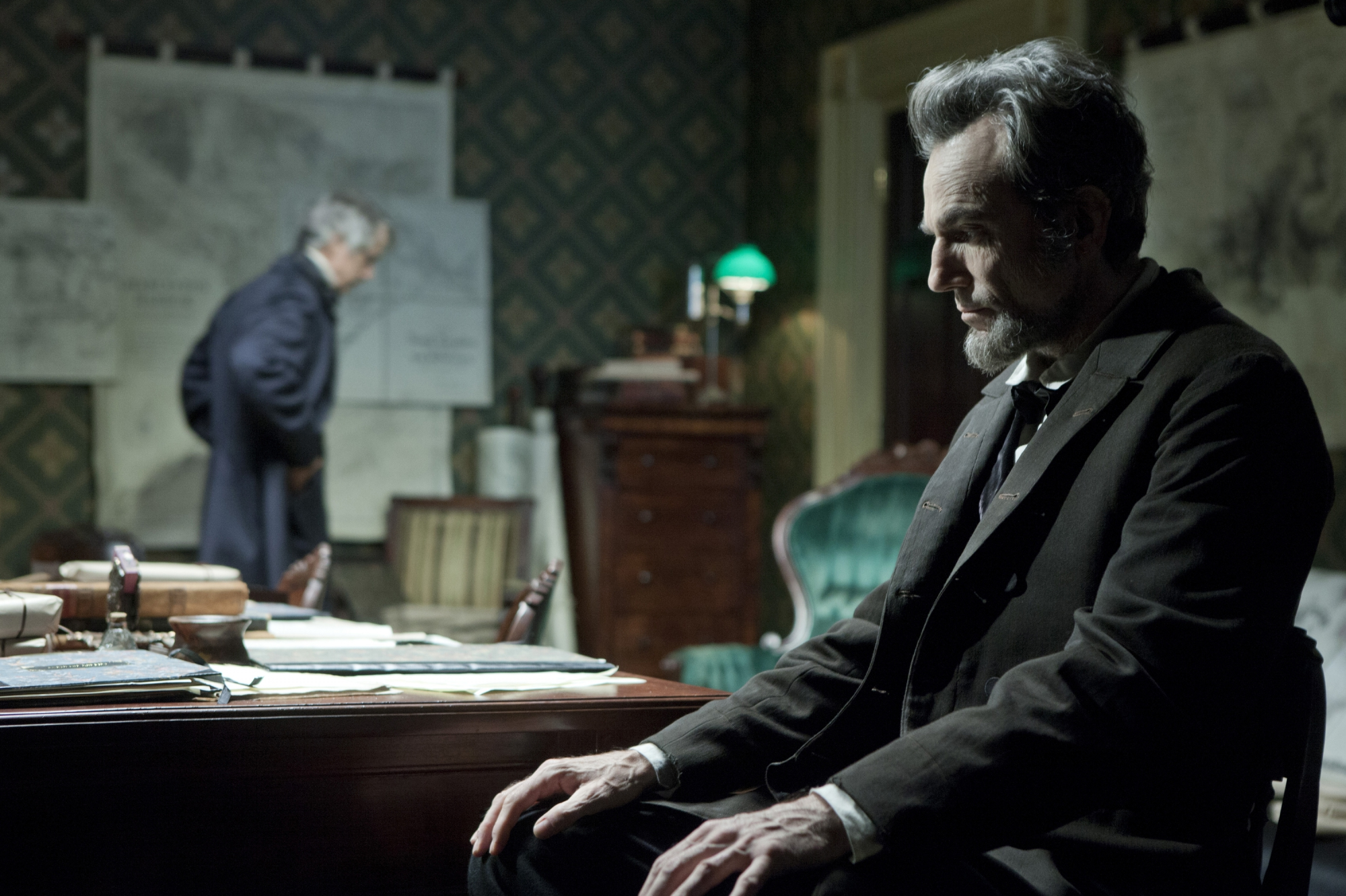 Daniel Day Lewis Didn't Want To Play Lincoln