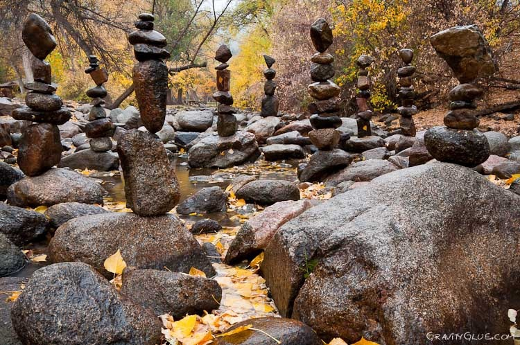 Incredible Balancing Stones by Michael Grab