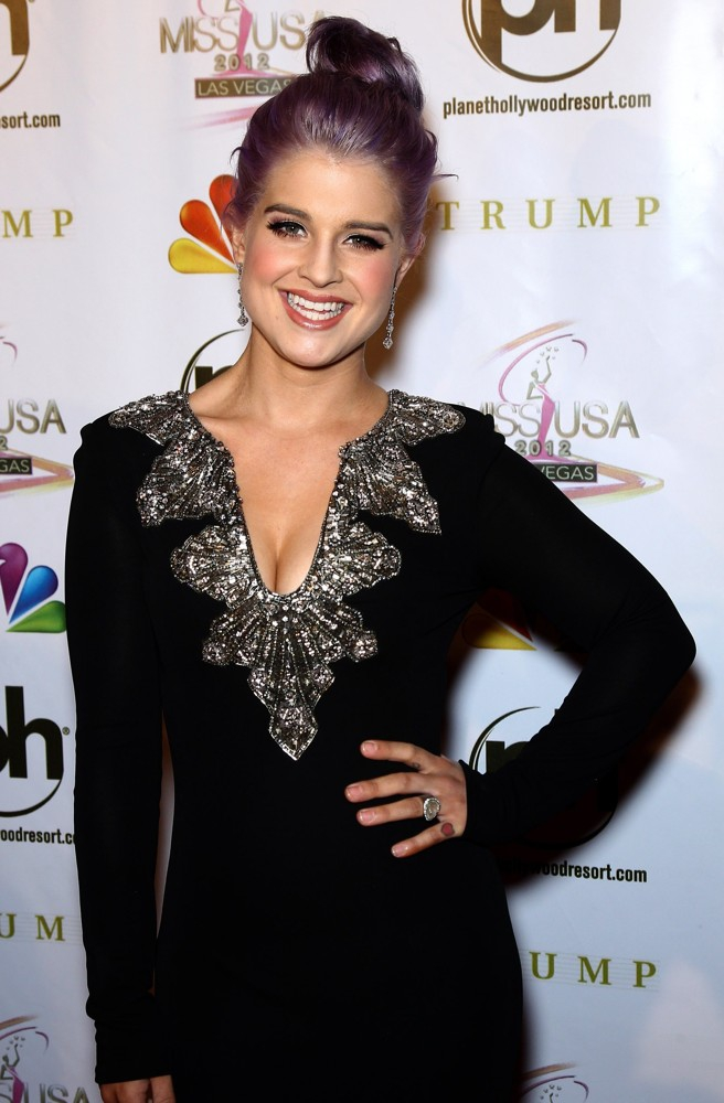 Kelly Osbourne is Enviable Once More