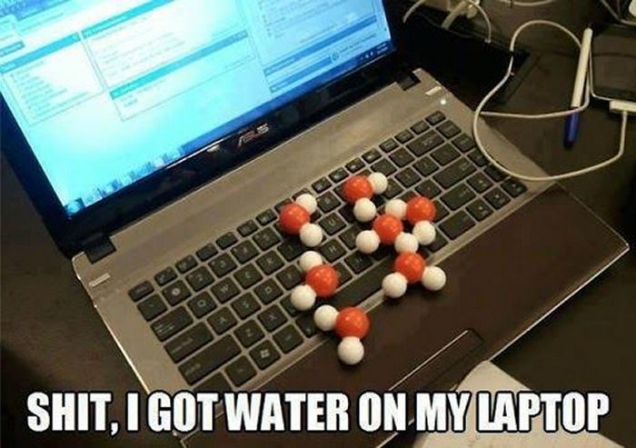 Nerdy Science Jokes