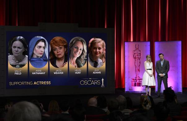 Oscar Nominations Announced!