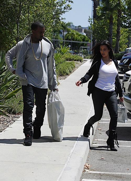Rumors of a Kimye Surrogate?