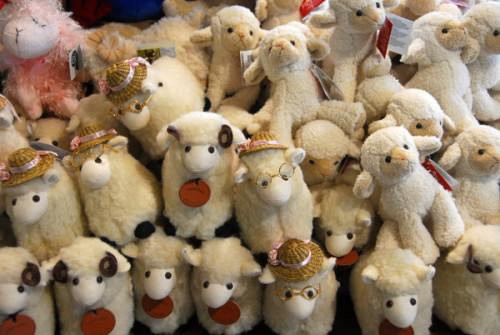 Stuffed Sheep $30000 Collection