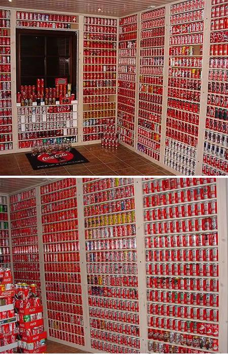 World's Biggest Coca-Cola Collection
