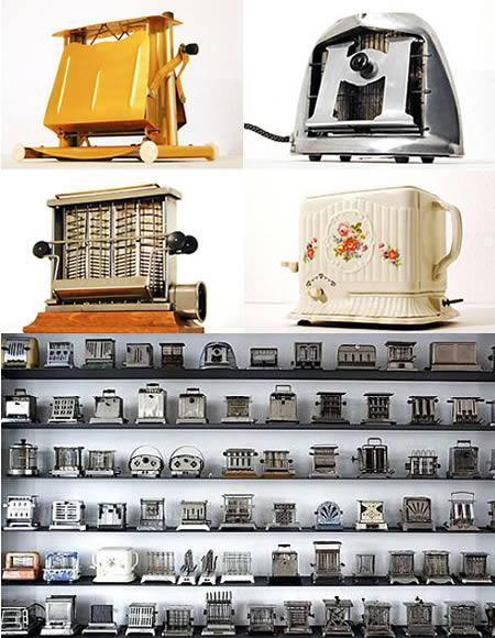 Toaster Collection, over 600 models!