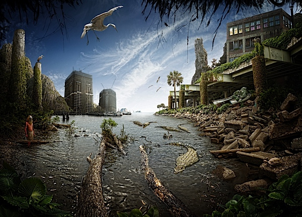 What Would the World Look Like After the Apocalypse?