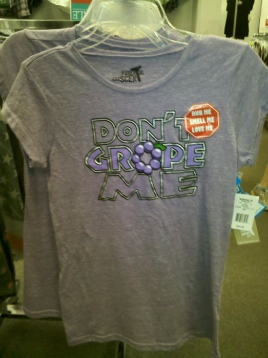The Most Inappropriate Kids' T-Shirts