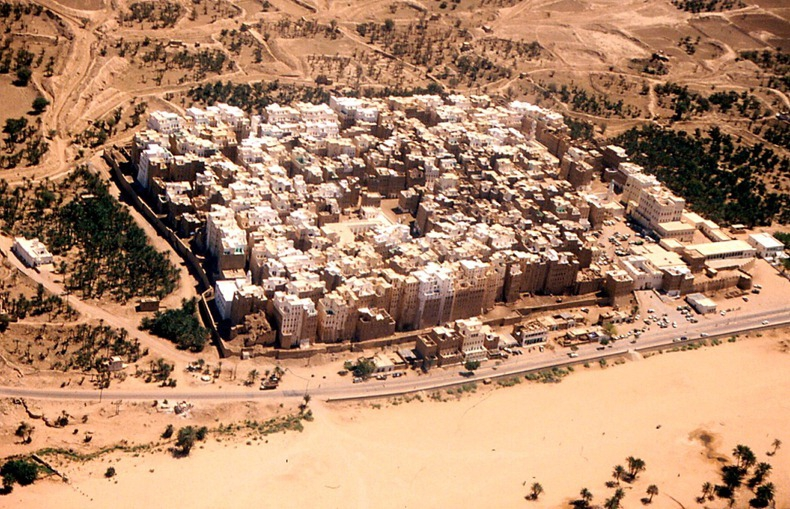 Manhattan of the Desert: Shibam, Yemen