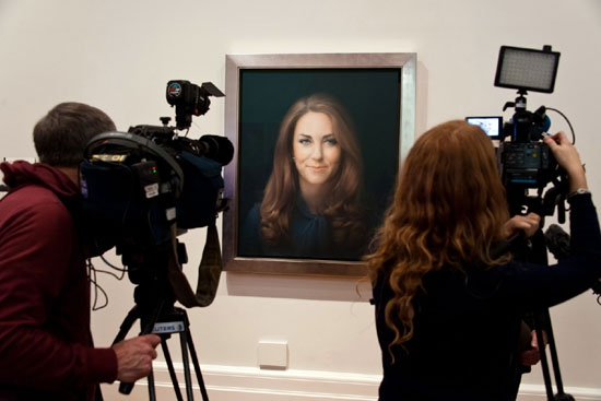 Kate Middleton's Official Portrait Could Have Been Better