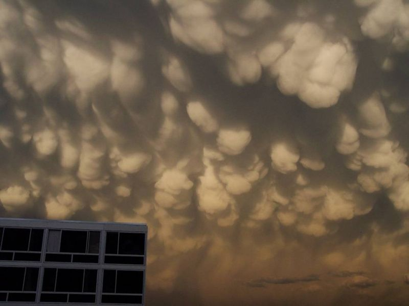 Collection of Unusual Cloud Formations
