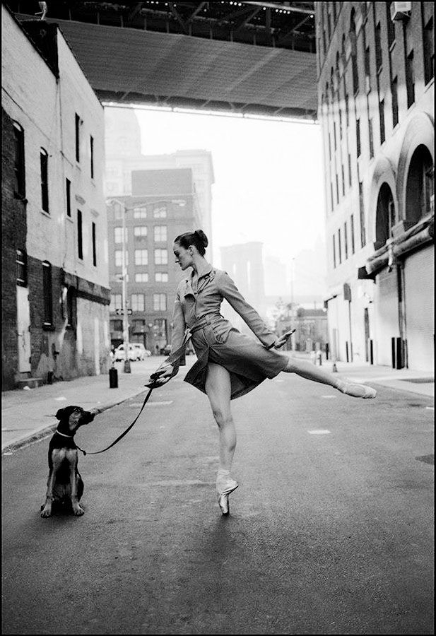 Ballerinas in the City
