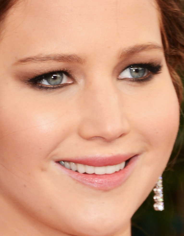 Best Extreme Closeups At The Golden Globes