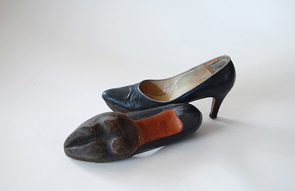 Animal Footprint Shoes by Maskull Lasserre