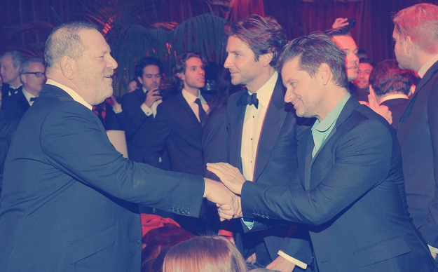 Candid Photos From The Golden Globes After-Parties
