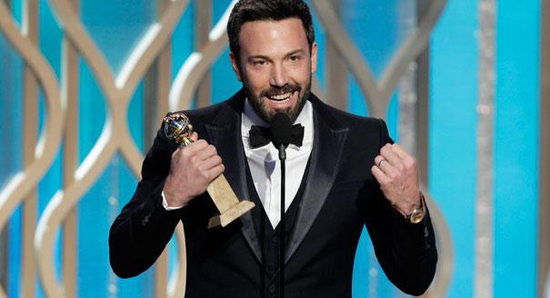 Golden Globes+Politics=Success!