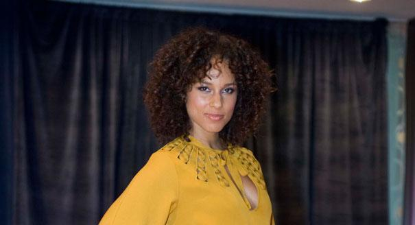 Alicia Keys will participate in festivities