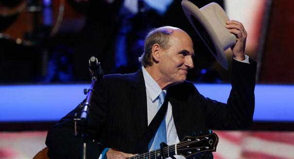 "James Taylor will sing ""America the Beautiful"" at the inauguration"