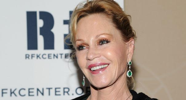 Melanie Griffith is expected at event honoring the inauguration and Latino arts and culture at the Kennedy Center.