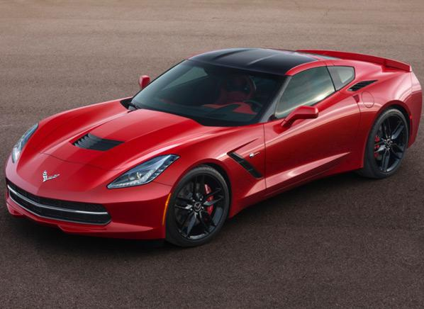Look at This Baby! 2014 Corvette Unveiled