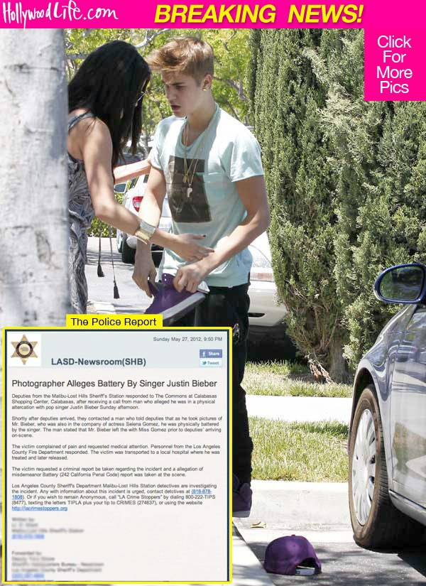 Bieber's Bodyguard Suing For Assault!!! Another one?!