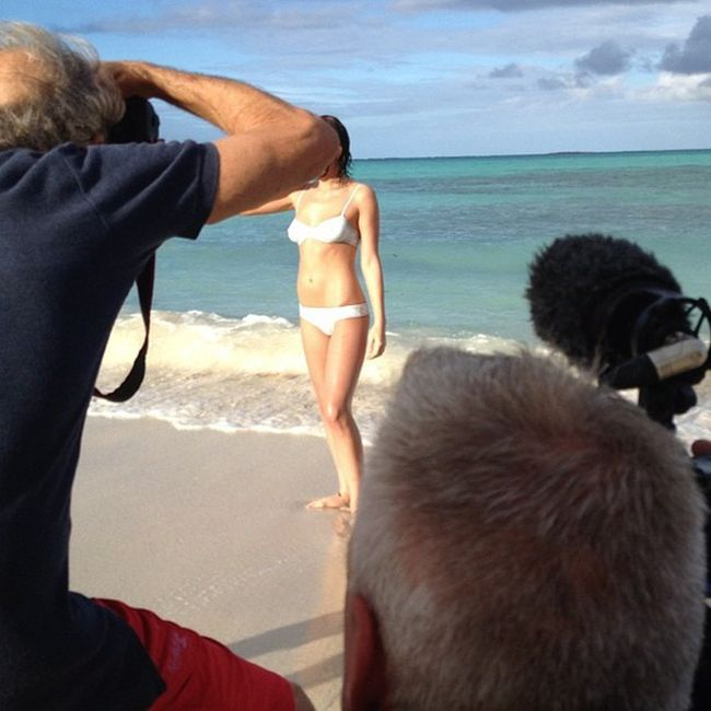 Sneak Peek of Sports Illustrated Swimsuit Issue 2013