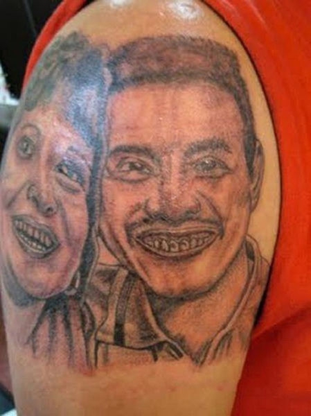 Tattoo Choices That Are Just Stupid