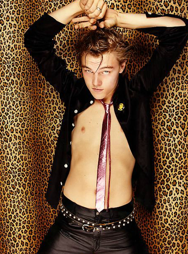 Most Puzzling Pictures Of Leonardo Dicaprio Ever Taken