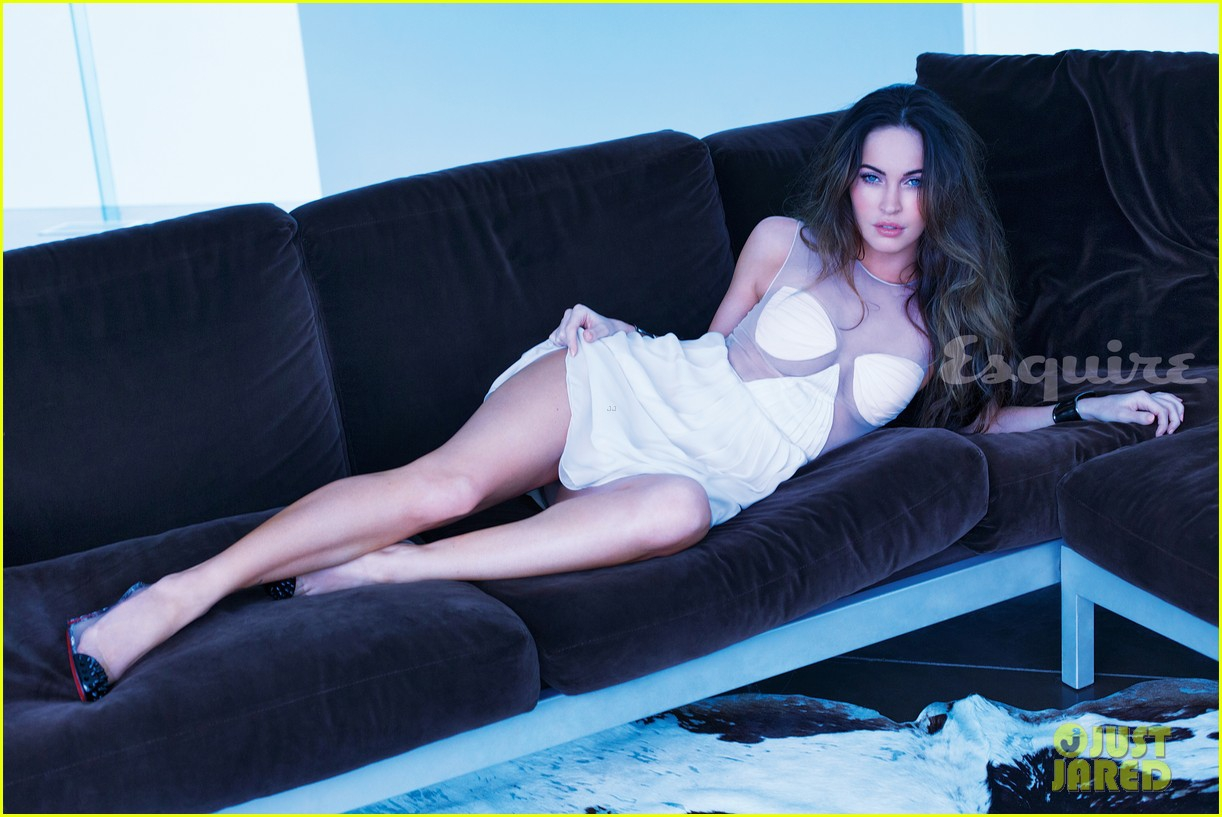 Megan Fox Opens Up to Esquire Mag