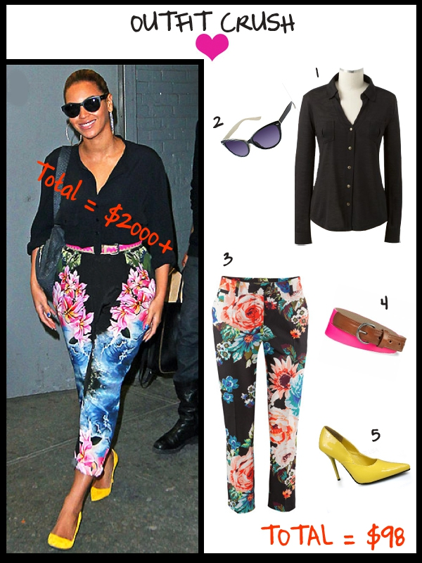 Beyonce For H&M This Summer?