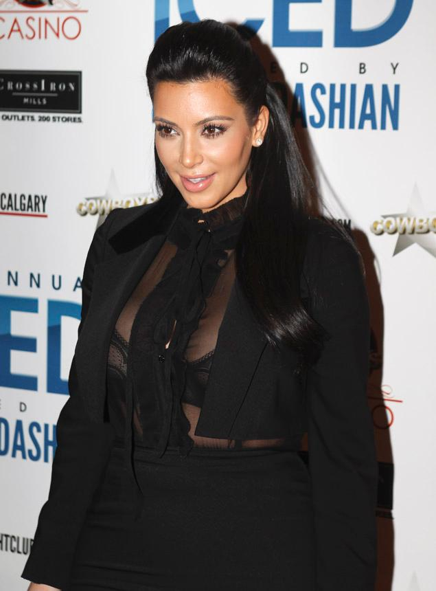 Kim Claims To Have Khloe's Fertility Problems!