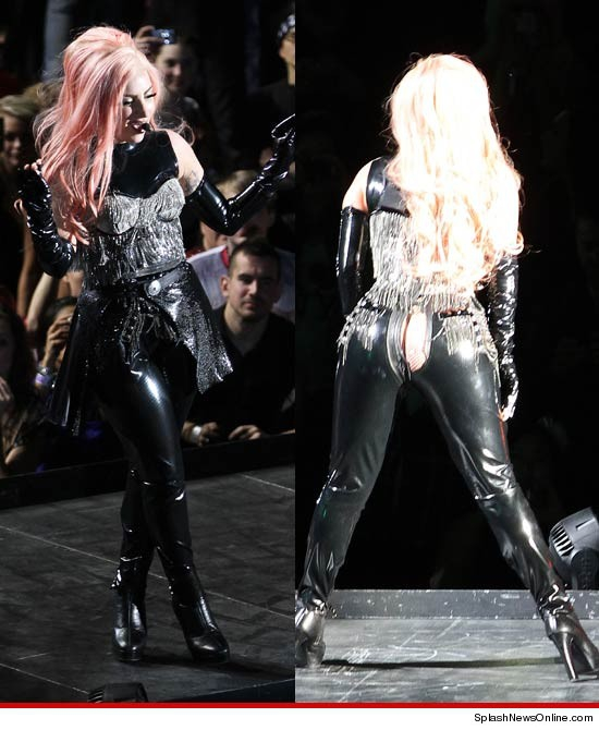 Osbournes Battle Lady Gaga!
