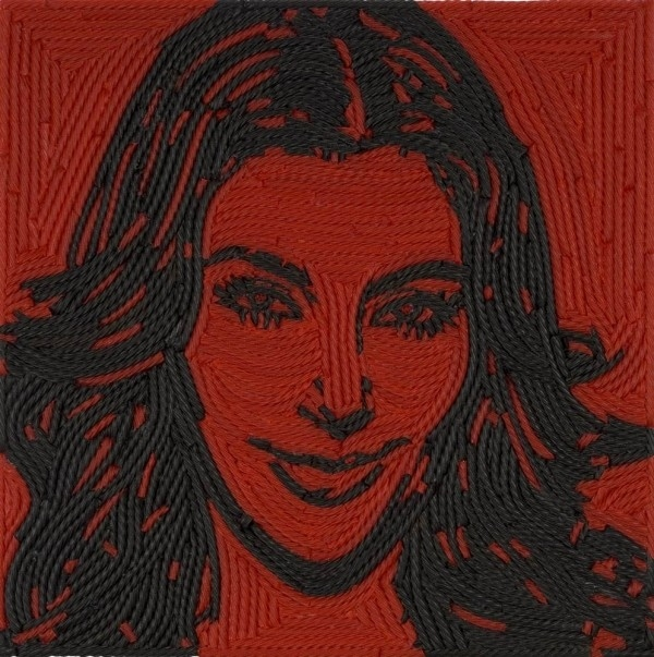 The Most Insane Kim Kardashian Fan Art
