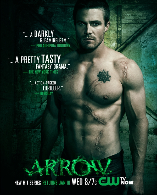 "13 Very Convincing Reasons You Should Be Watching ""Arrow"""