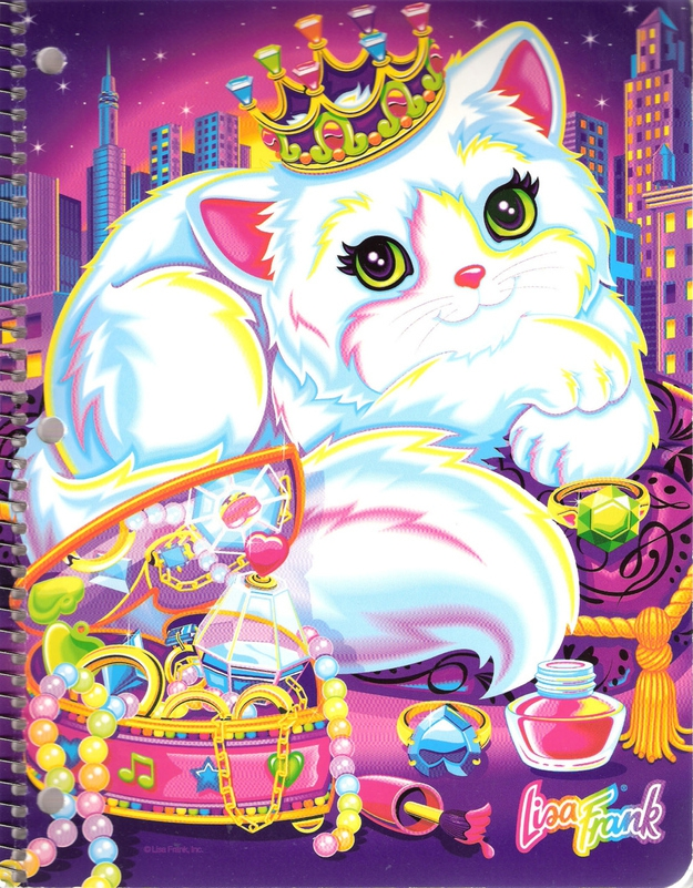 Reasons Why Lisa Frank Was A Genius